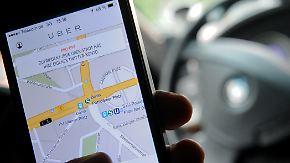 Klärung vor dem EuGH: Ist Uber ein Vermittler oder ein Arbeitgeber?