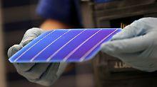 600 Beschäftigte bangen: Solarworld ist wieder pleite