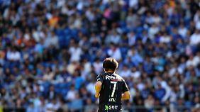 In der J. League gibt es strengste Regeln im Hinblick auf Symbole im Stadion.