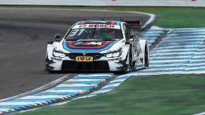 DTM-Auftakt in Hockenheim: BMW lässt seine neuen Boliden los