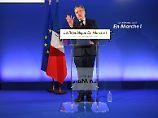 Parlamentskandidaten vorgestellt: Macrons Bewegung setzt auf Politik-Neulinge