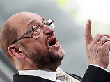 Schulz-Effekt - nur welcher?: SPD sackt weiter ab