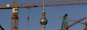 Die deutsche Wirtschaft ist schwungvoll ins Jahr 2017 gestartet.