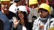 Populisten im Dreck: Roms ewiger Müll