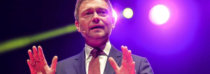 FDP und Grüne in NRW: Kleine Parteien sind wichtig - aber wählerisch