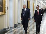 """Blamage in Interview: Trump """"erfindet"""" uralte Redewendung"""