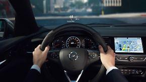Eine Armada an Helferlein: Das Mehr an Sicherheit im Opel Insignia