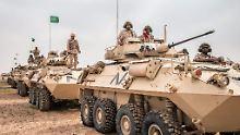 Waffenpaket für Saudi-Arabien: USA planen Rüstungsdeal mit Riad
