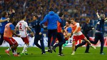 RB und FC Bayern spektakeln: Drama-HSV rettet Remis, Ingolstadt steigt ab