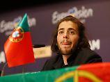 """""""Bravo Salvador! Bravo Portugal"""": Portugal feiert Salvador Sobral"""