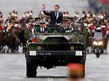 Revolution oder Revolutiönchen?: Macron ist nur so groß wie seine Partei