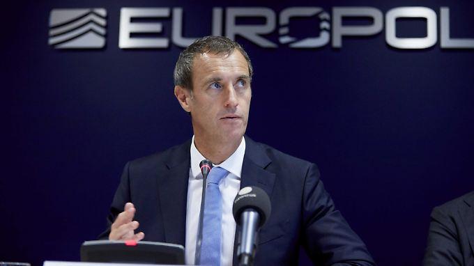 Europol-Chef Wainwright hegt keine große Hoffnung, dass die Urheber der Attacke jemals überführt werden können.