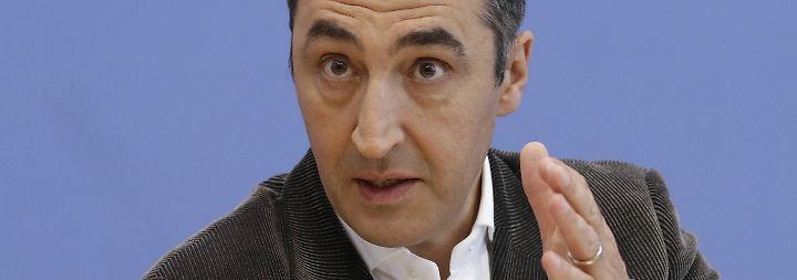"""Özdemir zur NRW-Wahl: """"Gemeinsam mit der SPD die Wahl verloren"""""""