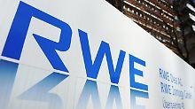 Der Börsen-Tag: RWE auf Erholungskurs