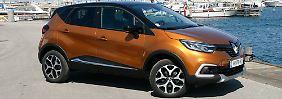 Nur wenig haben die Designer mit dem Facelift am Renault Capture geändert.