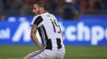 """""""Die Niederlage sollte uns eine Lektion sein"""": Leonardo Bonucci."""