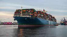 Welt-Handelsindex: Welthandel beschleunigt sein Wachstum