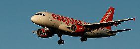 Zwischen Düsseldorf und Berlin: Easyjet plant noch mehr innerdeutsche Flüge