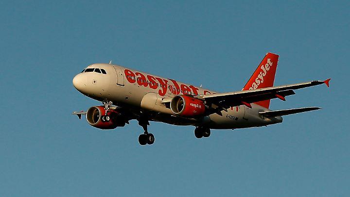 Easyjet bietet traditionell nur Direktverbindungen zwischen Städten an.