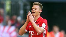 """""""Ungeheuerliche Falschmeldung"""": FC Bayern empört: Kimmich bleibt!"""