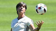 Der Sport-Tag: Fifa-Weltrangliste: gut, besser, DFB-Elf