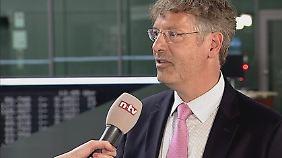 Geldanlage-Check: Philipp Vorndran, Flossbach von Storch