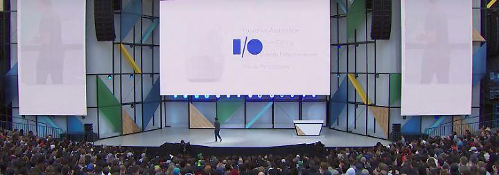 I/O mit AI, VR und Android O: Google zeigt Technologie auf nächstem Level