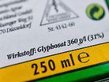 Umweltschützer protestieren: EU wirbt für Glyphosat-Verlängerung