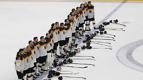 """Duell gegen Favorit Kanada: DEB-Team """"braucht einen Sahnetag"""""""