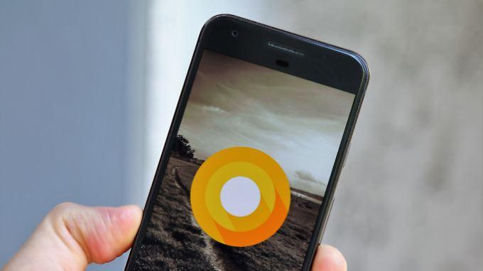 Android O kann als Beta-Version bereits installiert werden.