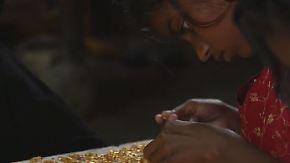 Armut in Indiens Slums: 50 Millionen Kinder schuften im Auftrag ihrer Eltern