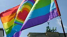 Blockade soll ein Ende haben: Grüne dringen auf Votum zur Homo-Ehe