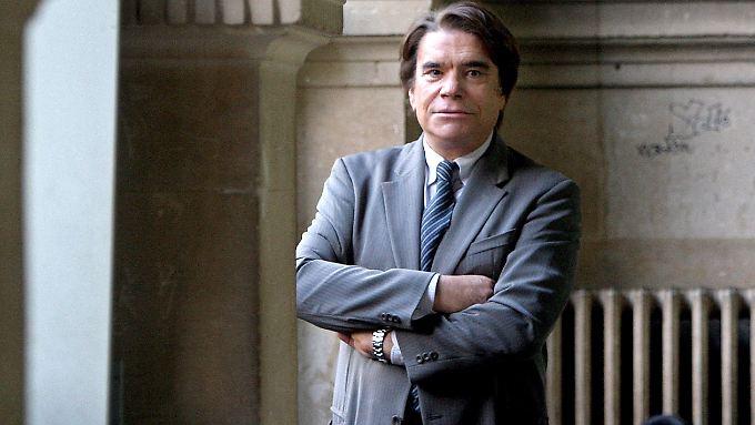 Die Affäre um einen Schiedspruch zugunsten von Tapie hat jahrelang französische Gerichte beschäftigt.