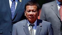 """""""Ich werde sie alle erledigen"""": Duterte will Tausende Drogenkriminelle töten"""