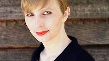 Erstes Foto als Frau: So kehrt Chelsea Manning ins Leben zurück