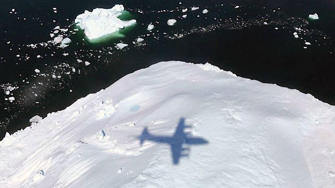 Die Antarktis gehört zu den Regionen, die am stärksten von der Erderwärmung betroffen sind.