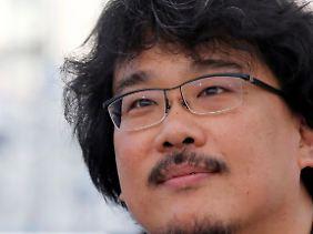 """Regisseur Bong Joon Ho schwärmt vom """"Riesenbudget"""", das ihm zur Verfügung stand."""