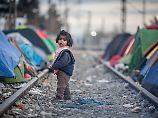 Flüchtlinge aus Griechenland: Regierung begrenzt wohl Familiennachzug