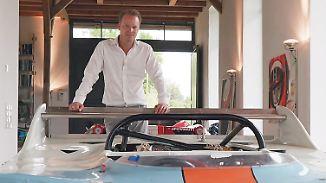 Sportwagen mit Rennhistorie: Jan B. Lühn - ein Autohändler der anderen Art