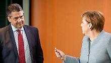 Neuer Stützpunkt in Jordanien?: Gabriel und Merkel zoffen sich wegen Incirlik