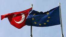 Für Flüchtlinge in Türkei: Sonderwirtschaftszone soll EU entlasten