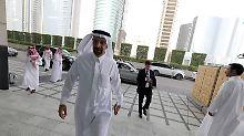 Volle Lager in Opec-Ländern: Riad rechnet mit neuer Öl-Förderkürzung