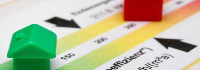 Was muss im Energieausweis für Immobilien stehen?