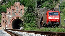 Bahn verunsichert Anwohner: Loreley-Tunnel sorgen für Streit