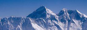 Nur noch von Nepal erreichbar: China sperrt Mount Everest für Ausländer
