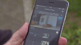 n-tv Ratgeber: Kameras und Rauchmelder von Nest überwachen das Zuhause smart