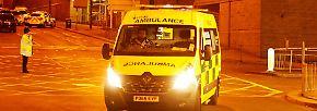 In Manchester werden bei einem mutmaßlichen Terroranschlag mindestens 19 Menschen getötet.