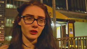 """""""Bin um mein Leben gerannt"""": Augenzeugen berichten vom Anschlag in Manchester"""