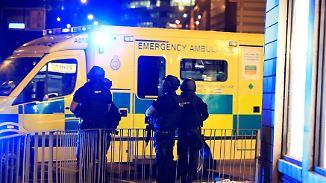Konzert von Ariana Grande in Manchester: Mindestens 22 Menschen sterben bei Terroranschlag