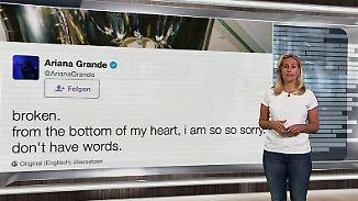 n-tv Netzreporterin: Welt bekundet Mitgefühl in den sozialen Netzwerken